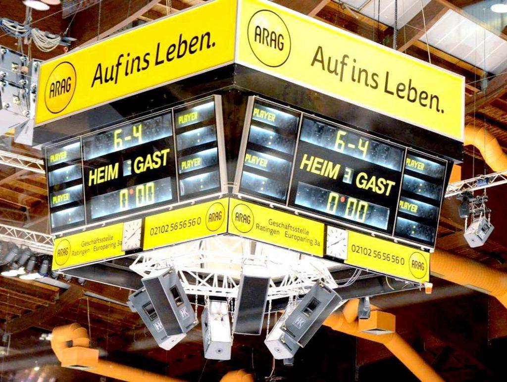 2016-07.11, Sponsoring, PM ARAG, Anzeigenwürfel (Foto Markus Szczepanski)