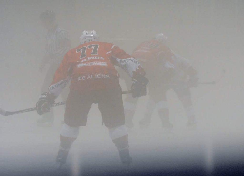 Sehtest im Sportiom – die Nebelschlacht von Den Bosch!