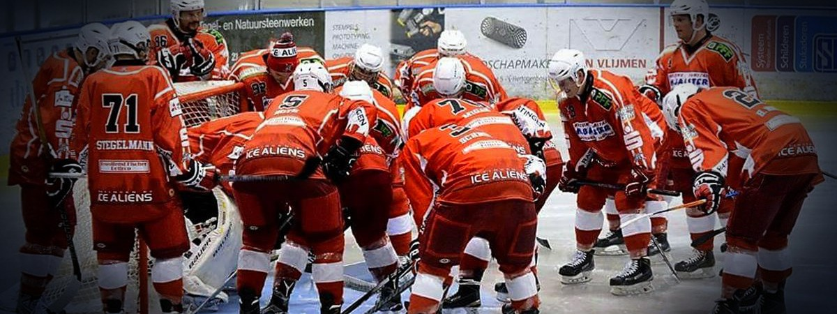 Let´s play the game - it´s icehockey!
