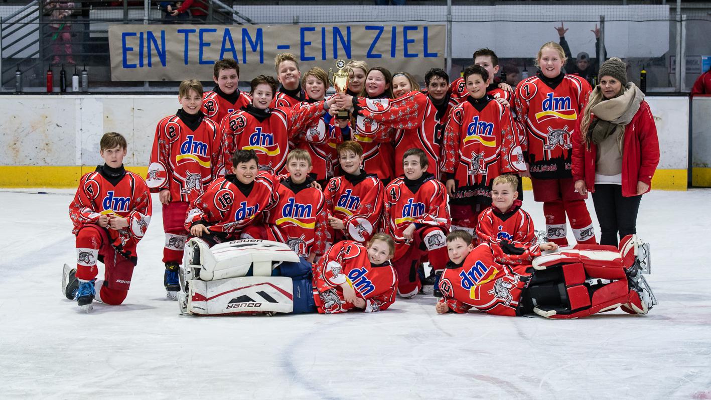 U12 Kleinschüler: Landesliga-Meister