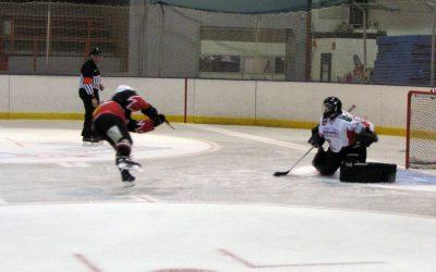 Ice Aliens verschenken zwei Punkte am Möhnesee