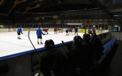 Ice Aliens am Wochenende gegen die Top Teams