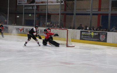 Ice Aliens holen drei Punkte in Neuss mit einem 4:10 Kantersieg