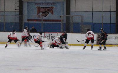 Ice Aliens verlieren das erste Play Off Spiel mit 6:3