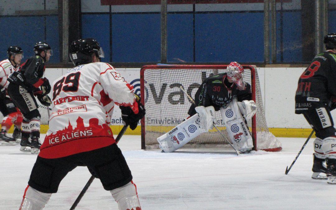 Ice Aliens scheiden gegen Diez-Limburg im Play Off Viertelfinale aus