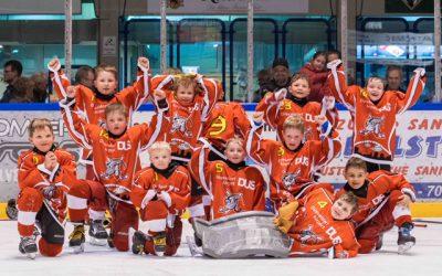 U7 Bambini beenden die Saison mit einem erfolgreichen Heimturnier