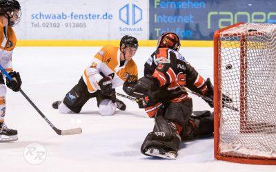Ice Aliens beenden die Saison mit einer 3:7 Niederlage gegen Dinslaken