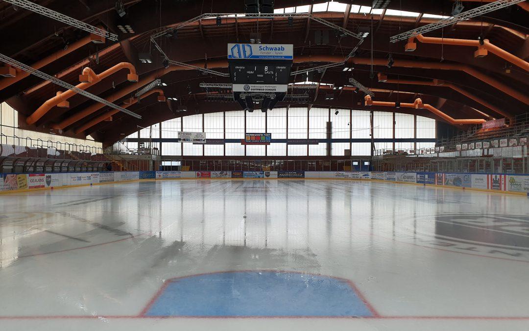 Ice Aliens verpassen Achtungserfolg in Hamm