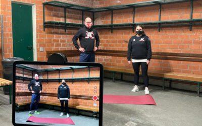 Trainingsprogramm per Video