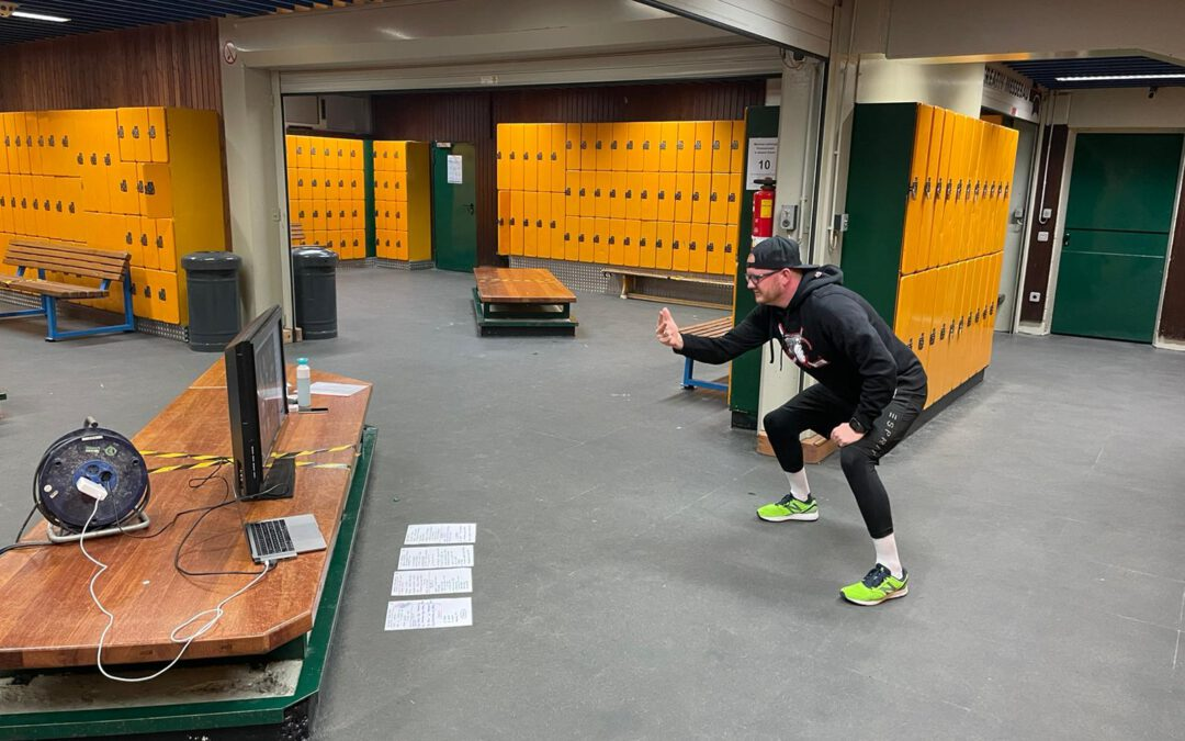 Online Training mit Fitness Coach Sebastian Kiesel