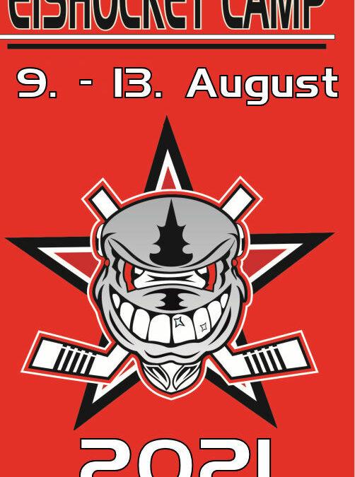 11. Eishockey Camp der Ice Aliens für August geplant