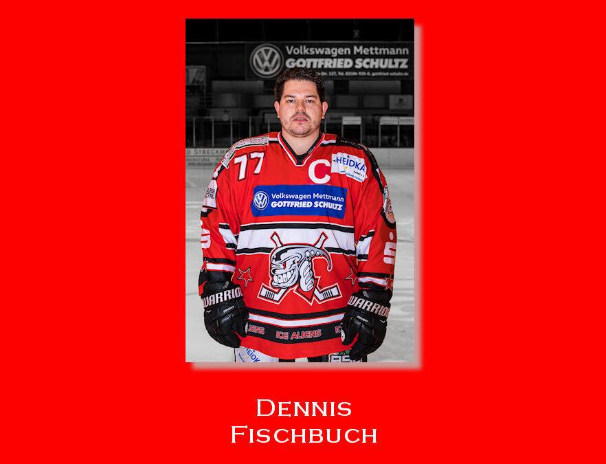 Dennis Fischbuch geht in seine siebte Saison am Sandbach