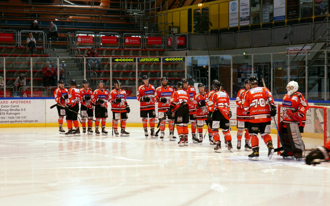 Ice Aliens starten gegen Dinslaken in die Pokalrunde