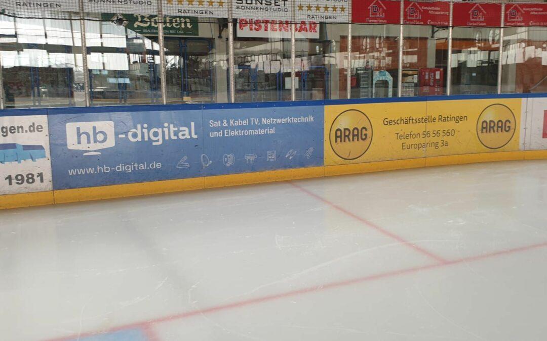hb-digital neuer Sponsor bei den Ice Aliens