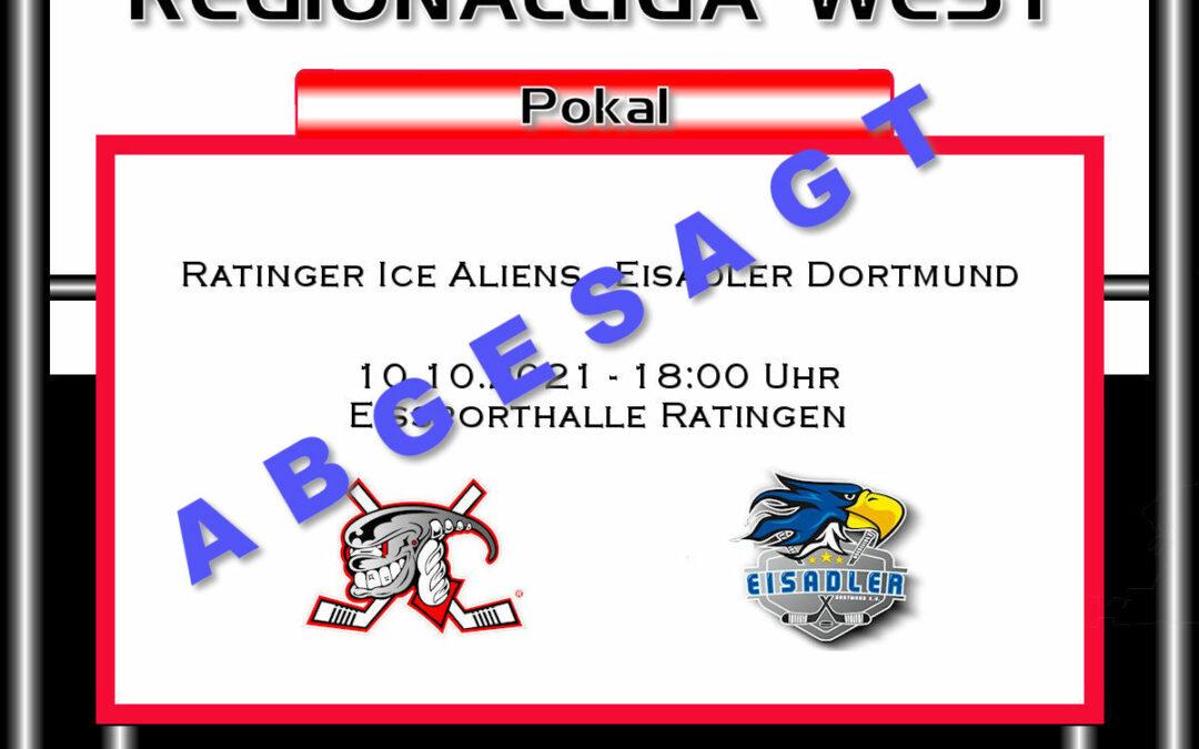 Spielabsage durch Dortmund