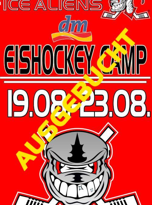 Eishockeycamp restlos ausgebucht