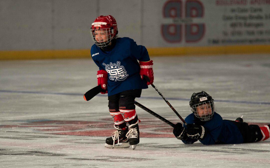 Ice Aliens Eishockey Camp 2021 ein voller Erfolg
