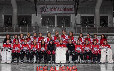 Ice Aliens Damen starten in die Saison gegen die Kölner Haie